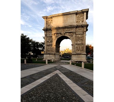 Arco di Traiano Benevento